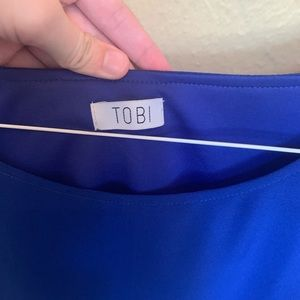 Tobi Dresses - Royal Blue Dress